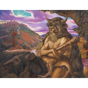 Boh Veles - Rodový ochranca západných Slovanov