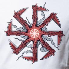 Pánske tričko Kolovrat biele