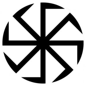 Slovanský symbol Kolovrat